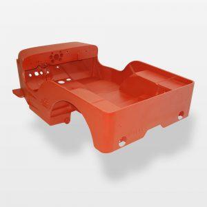 Military Jeep - Body Tub