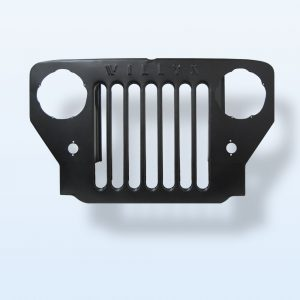 Civilian Jeep - Grilles